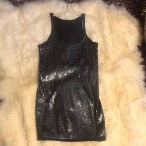 Bcbg max aria sequin dress